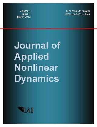 Image of Journal of Applied Nonlinear Dynamics