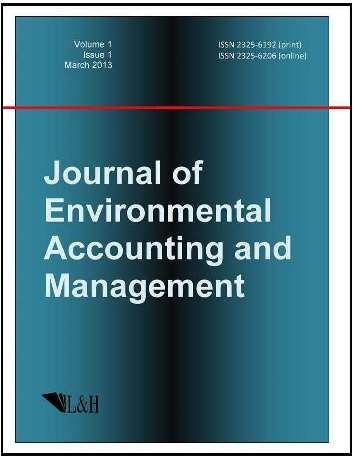 Image of Journal of Environmental Accounting and Management